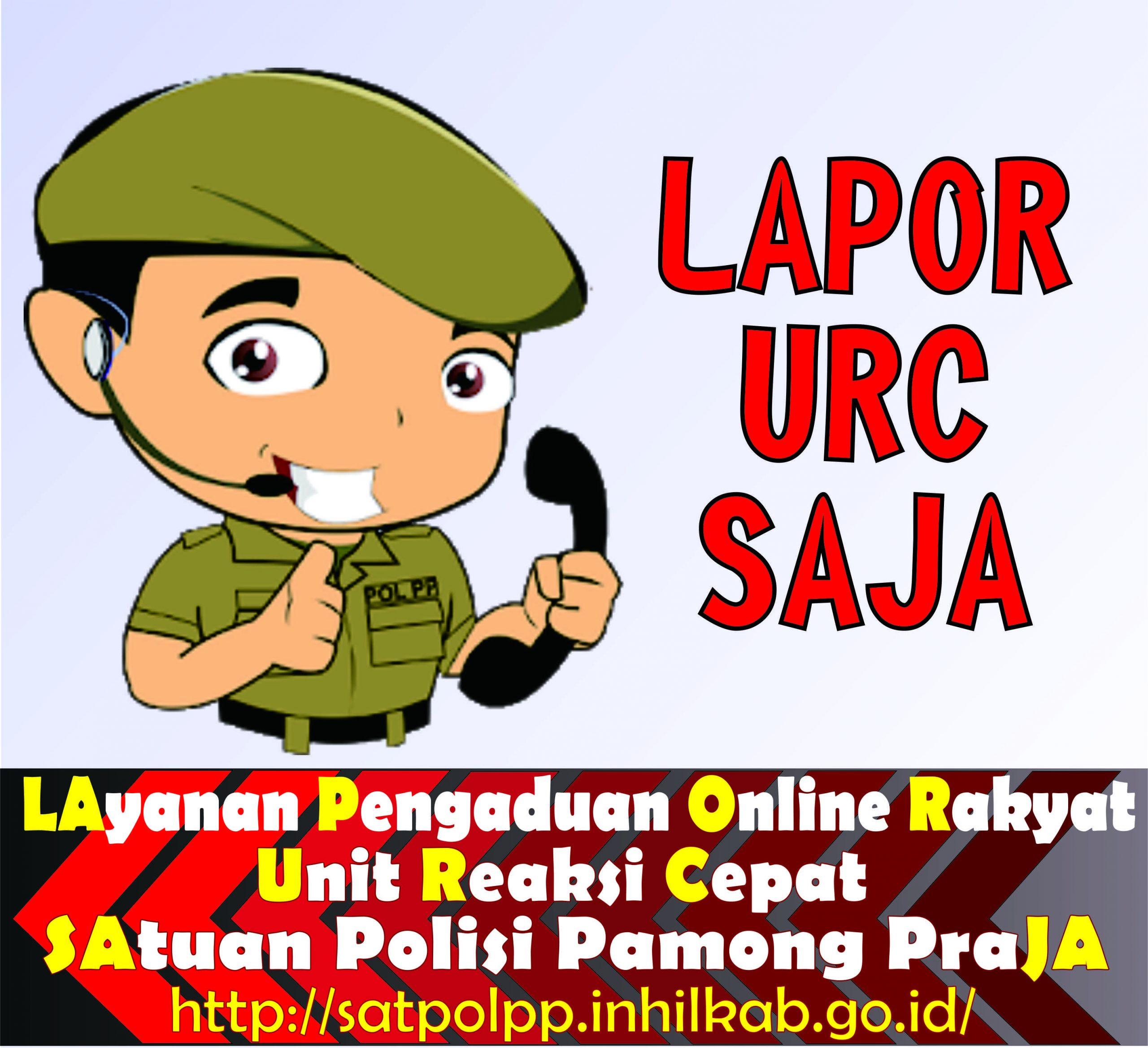 Satpol PP Inhil Hadirkan Layanan Pengaduan Online Berbasis Website