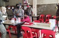 Satpol PP Bersama BKPSDM dan Inspektorat Daerah Kab. Inhil Laksanakan Pengawasan dan Penegakan Disiplin ASN pada Jam Efektif Kerja